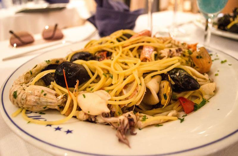 Food & Drink Cinque Terre
