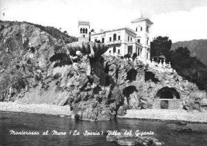 Giant Neptune Statue Monterosso