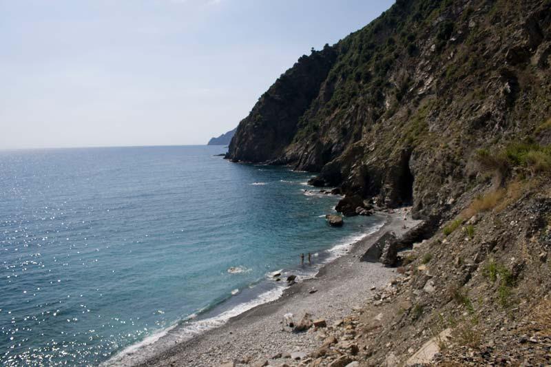 Guvano Beach Cinque Terre