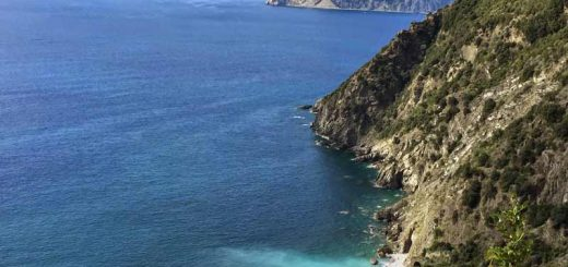 The 4 Most Beautiful Hiking Trails of Cinque Terre