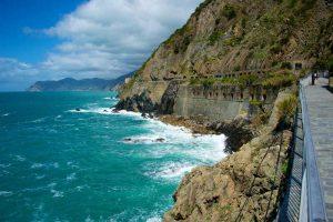 Hiking in Cinque Terre