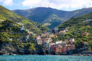 Riomaggiore by sea