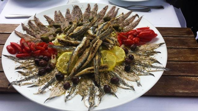 Cinque Terre Cuisine